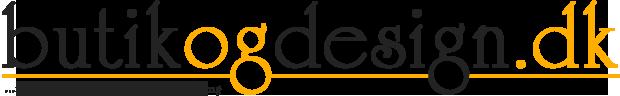 butikogdesign.dk logo