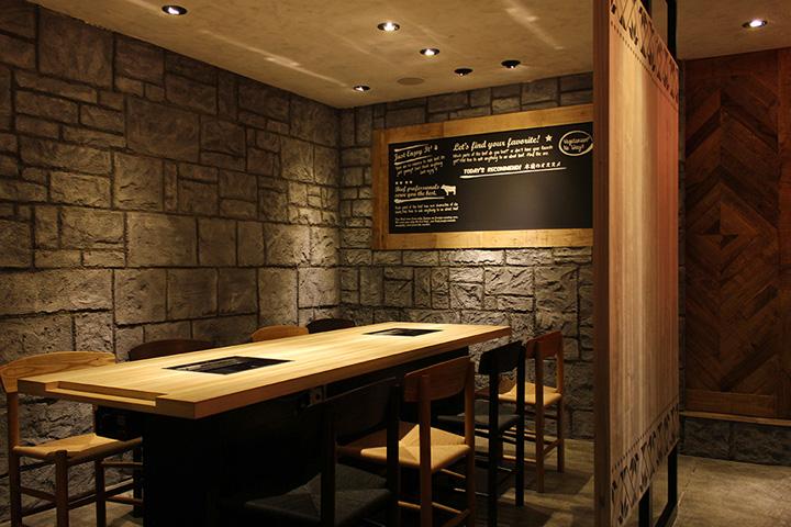 Yakaniku-Sakamoto-restaurant-by-design-office-Dress-Osaka-04