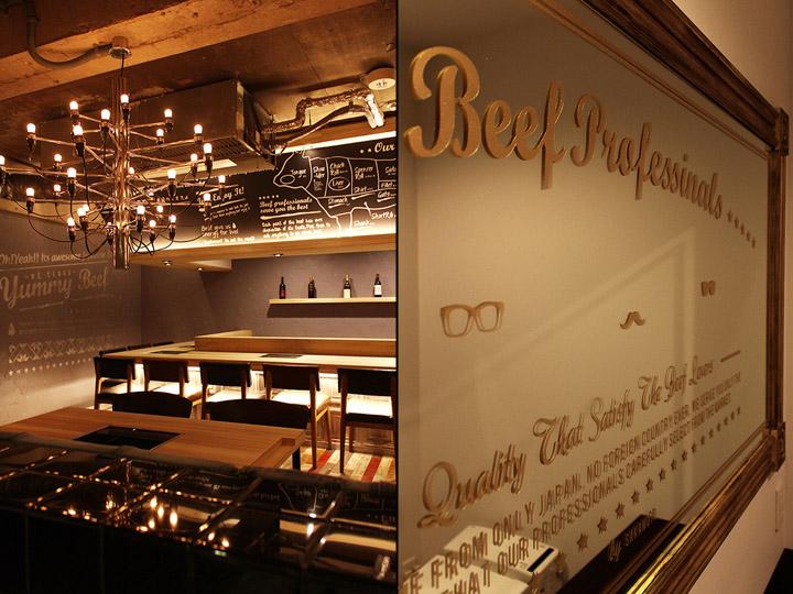 Yakaniku-Sakamoto-restaurant-by-design-office-Dress-Osaka-05